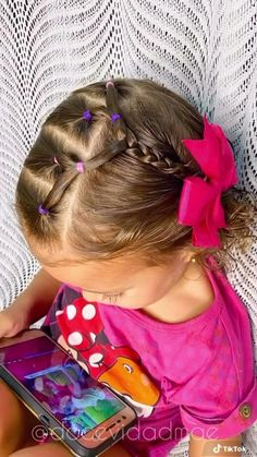 Cute Toddler Hairstyles, Cute Little Girl Hairstyles, Baby Girl Hairstyles, Down Hairstyles, Cute Hairstyles, Braided Hairstyles, Wedding Hairstyles, Hair Express, Girls Hairdos