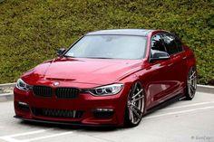 The car I would drive ~ BMW # piękna bordowa suka Rolls Royce, E90 Bmw, Porsche 918 Spyder, Neon Light, Bmw 4 Series, Bmw Autos, Bmw Cars, Car Photography, Car Manufacturers