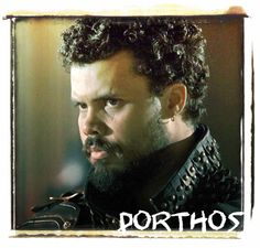 The Musketeers - Porthos [gif]