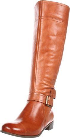 Amazon.com: Nine West Women's Shiza Wide Calf Knee-High Boot: Shoes