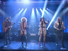 "Get Moved by the Spirit of Little Big Town's Performance of ""Rollin'"" on ""Jimmy Fallon"" [Watch]"