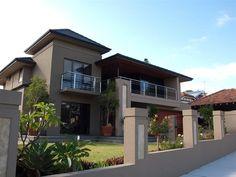 Photo of a concrete house exterior from real Australian home - House Facade photo 450427
