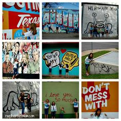 Exploring the Murals of Austin, Texas