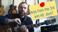 Video lesson on practicing and applying diatonic arpeggios in a jazz context. In this lesson I am concentrating adding extensions and how to use this approach on altered dominants.  The examples I play are also written out on my website: http://www.jenslarsen.nl/diatonic-arpeggios-superimposing  If you like the lesson then please subscribe to stay up to date with new lessons, concerts and releases.