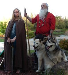 odin and freyja - Google Search