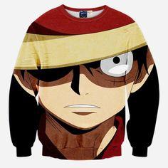 Monkey D Luffy Hoodie/Sweatshirt