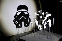 Star Wars y el Arte de la Sombra - FRACTAL estudio + arquitectura