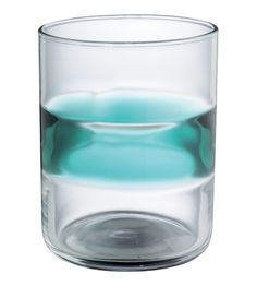 ALFIE Cups Turquoise blue Glass