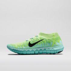 Nike Free 3.0 Flyknit Women's Running Shoe.