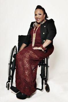 Ms. Wheelchair Mississippi 2013 is Kebra Moore