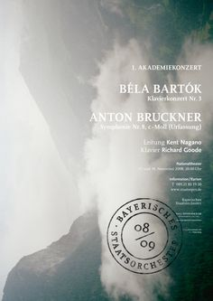 Fons Hickmann M23, Bayerisches Staatsorchester 2008/09