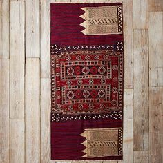 Found Turkish Rug – Beige Patches #WestElm