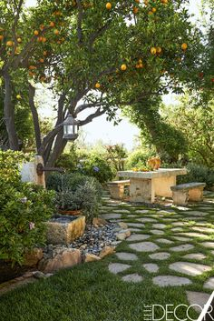 Green And Peaceful Sanctuary. Pinned by #ChiRenovation - www.chirenovation.com