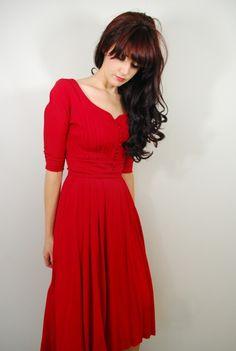 Be Still My Heart dress