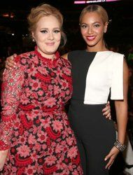 """Beyonce, Adele Not Set To Sing At Mrs. Obama's Birthday, Says White House: Rumors Are '100 Percent False' -- Contrary to reports claiming superstars Adele and Beyonce have been scheduled to perform at a birthday bash for Michelle Obama, the two will not be making musical appearances.""""This is 100 percent false,"""" a White House official told NBC News, adding, """"It was fabricated by a British tabloid."""" [...] [03-11-13]  Hmmm... not sure I'm buying this?!?!"""