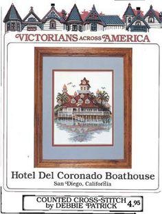 Gallery.ru / Photo # 1 - DP-104 Hotel Del Coronado Boathouse - mornela