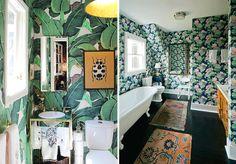 Papeles pintados pared : via MIBLOG