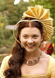 The Tudors Anne Boleyn gif