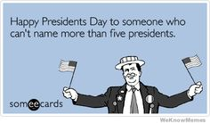 At least I'm off work lol Happy Names, Happy Presidents Day, For Facebook, Funny Wallpapers, E Cards, Someecards, I Laughed, Laughter, Haha