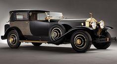 Oh la la... a 1929 Rolls Royce