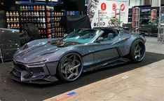 [VIDEO] The Valarra is an Insane Corvette Widebody Kit - Corvette: Sales, News & Lifestyle Weird Cars, Cool Cars, Bugatti Type 57, Preppy Car, Fancy Cars, Kit Cars, Modified Cars, Chevrolet Corvette, Sport Cars