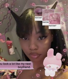 Black Girl Magic, Black Girls, Flipagram Instagram, Swag Girl Style, Emo Princess, Black Girl Aesthetic, Grunge Girl, Photo Wall Collage, Mood Pics