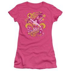 Wonder Woman: Save Me Junior T-Shirt