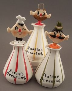 HH Flat Head Salad Dressings 1959. One of my favorite finds!