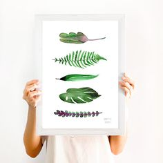 Hey, I found this really awesome Etsy listing at https://www.etsy.com/listing/271312515/minimalist-botanic-leaves-modern-plants