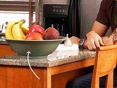 Tour Healthy Appetite host Ellie Krieger's New York City kitchen.