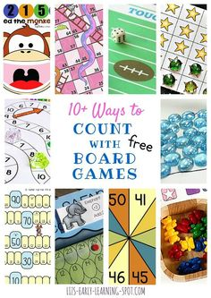 10 Ways to Count wit