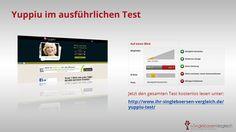 http://www.ihr-singleboersen-vergleich.de/yuppiu-test/ Yuppiu - kostenlos neue Leute kennenlernen, chatten und flirten.