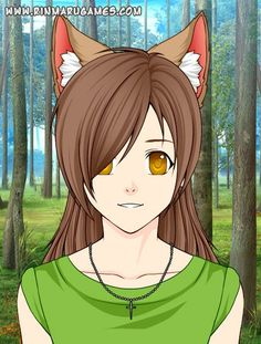 Human Leafpool made by Me on www.rinmarugames....
