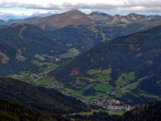 Bad Kleinkirchheim- Kärnten - Österreich - Nockberge - Feriendorf Kirchleitn - www.kirchleitn.com Carinthia, Joy Of Living, Austria, Wander, Grand Canyon, Mountains, Places, Holiday, Nature
