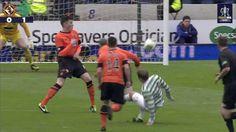 Dundee Utd 3-4 Celtic / GOALS ( Scottish Cup Semi Final 2013 )