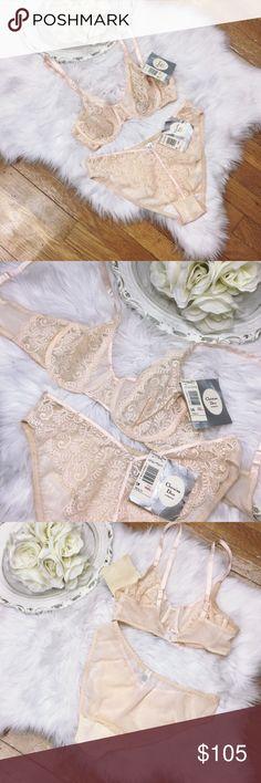 Real life bra and panties match
