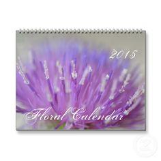 Floral Calendar 2015