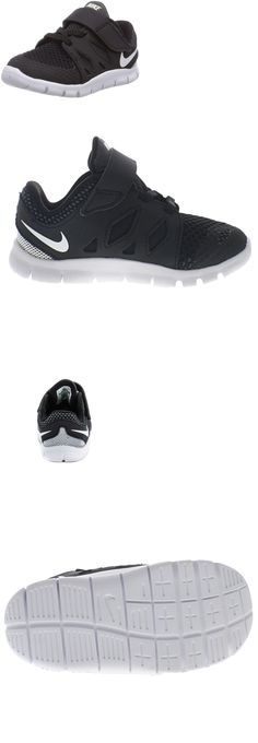 Baby Shoes 147285: Nike Free 5 (Tdv) Black White Anthracite Toddler Boys  Running
