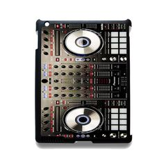 Pioneer Ddj Sx Serato Dj Pro TATUM-8735 Apple Phonecase Cover For Ipad 2/3/4, Ipad Mini 2/3/4, Ipad Air, Ipad Air 2