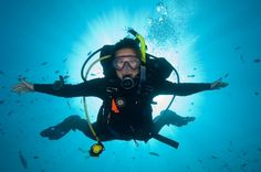 #diving is an investment of time and money but the rewards can be life changing, literally.