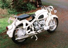 Owning and Collecting Classic BMW Motorcycles - Classic German Motorcycles - Motorcycle Classics