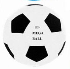09f32201987 Super Giant Mega Ball Garden Beach Play Inflatable Ball 45cm - Amazing  Summer Fun - White