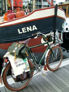 SD Bike Commuter - Randonneur and Rivendell Style Bikes