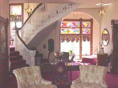 THE HEATHER HOUSE B&B MARINE CITY MICHIGAN.