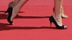 Cannes Film Festival has come under fire after reports women were turned away from a red carpet screening for wearing flat shoes instead of heels.
