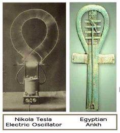 Tesla and Ankh.
