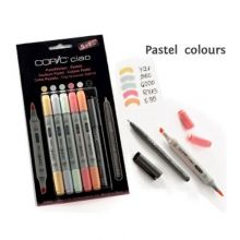 COPIC Ciao Marker 5+1 Pastel Set