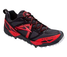 ZAPATILLAS BROOKS CASCADIA 9 NEGRO #Zapatiilas #Brooks