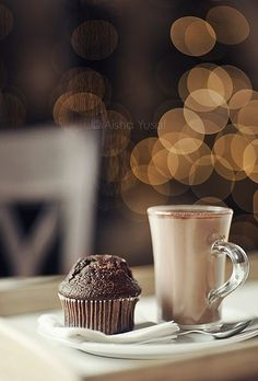 Coffee and cake - cafes aroma