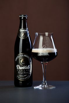 Nova cerveja da @_Abadessa: Dunkles Nektar